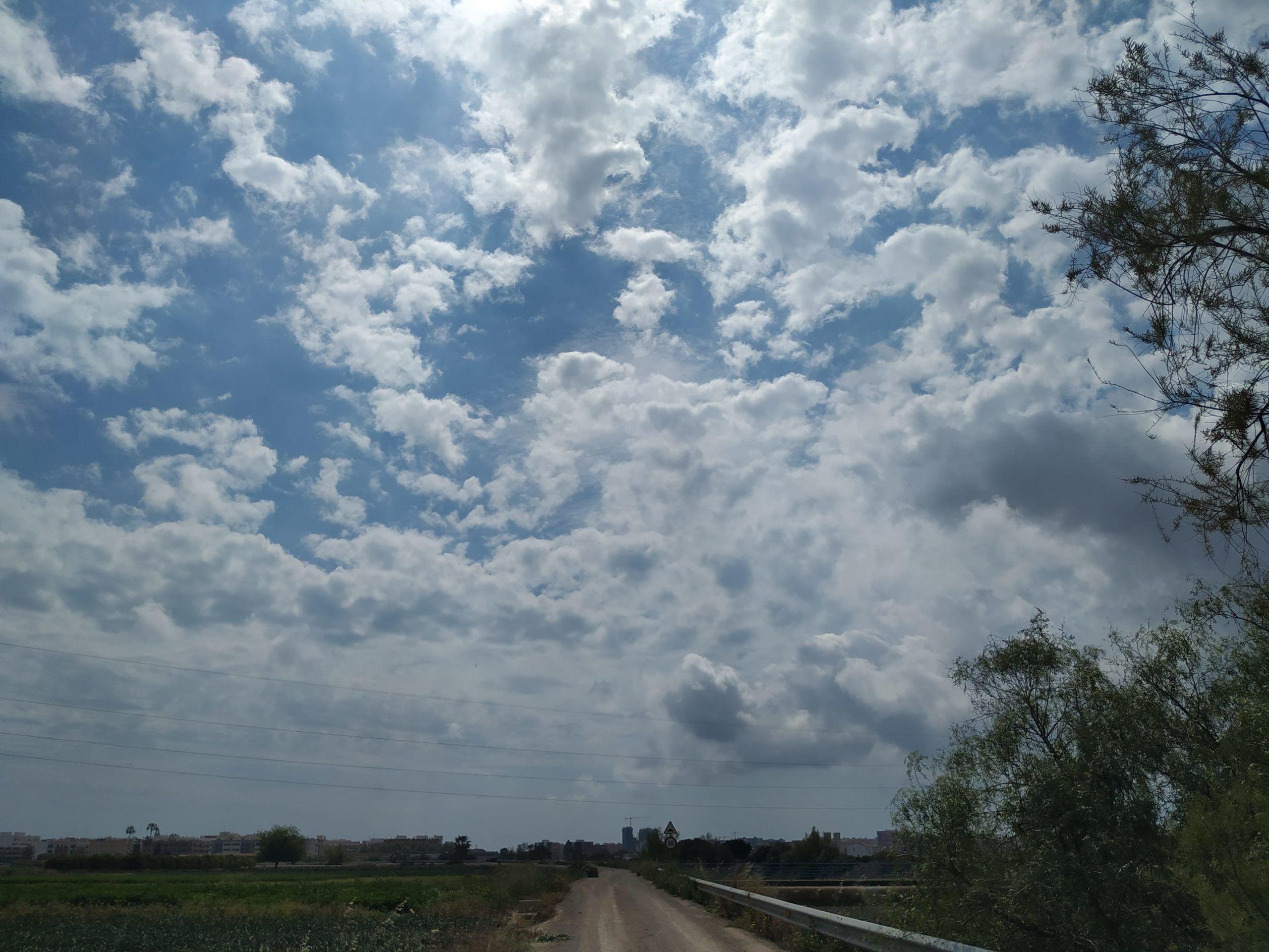El Cielo de mi paseo