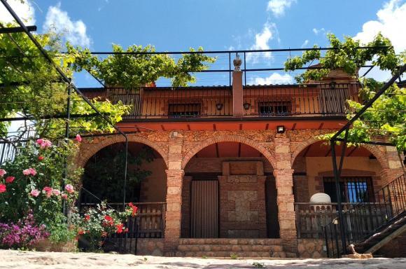 Albergue de Lerele ( Andalucía )